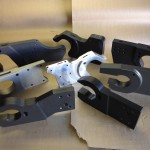 Anodized Aluminum Saw Guides