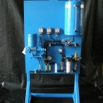ROCKWELL SAW GUIDE LUBRICATION SYSTEM